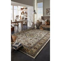 Mohawk Home Wanderlust Adour Silver Area Rug (8' x 11') - 8' x 11'