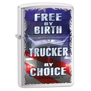 Zippo American Trucker Windproof Lighter
