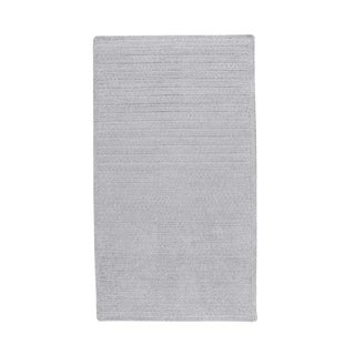 Brindille Chenille Made to Order Rug Moonstone (2' x 3')