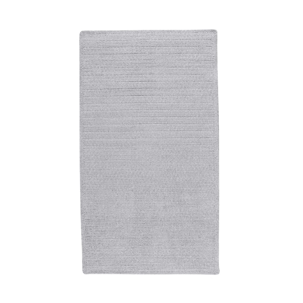 Brindille Chenille Made to Order Rug Moonstone - 3' x 3'