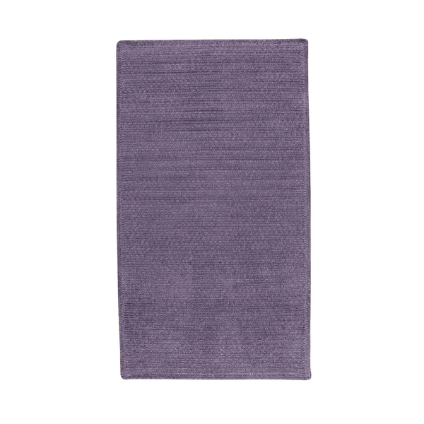 Brindille Chenille Made to Order Rug Wisteria - 3' x 3'