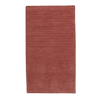 Brindille Chenille Made to Order Rug Wine (3' x 5')