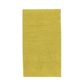 Brindille Chenille Made to Order Rug Leaf (4' x 6')