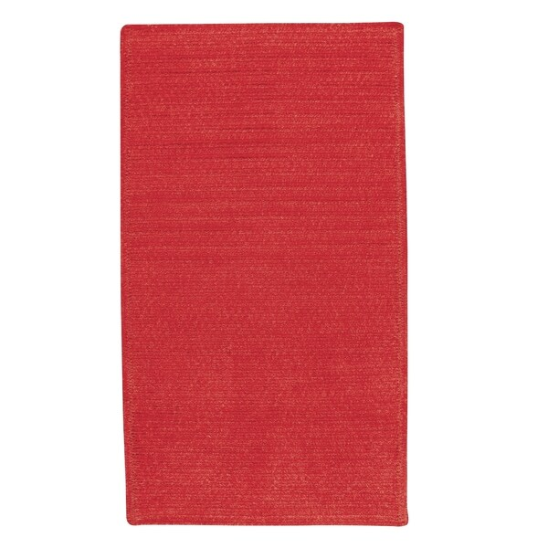 Brindille Chenille Made to Order Rug Cardinal - 4' x 6'