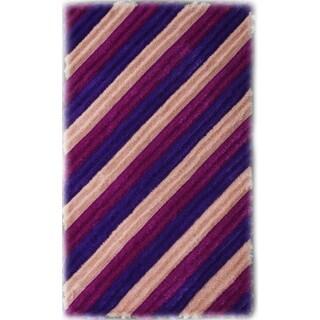 Noble House Inc Bristol Polyester Shag Rug (8 'x 11')