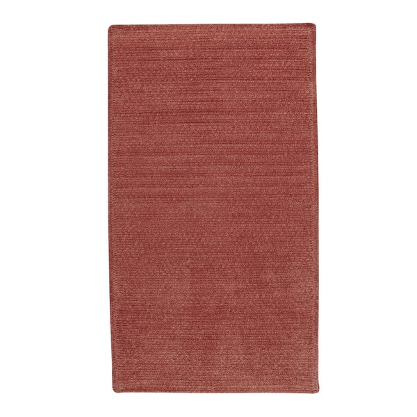 Brindille Chenille Made to Order Rug Wine (4' x 6')