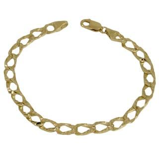 Regalia 10k Yellow Gold 8-inch Bracelet