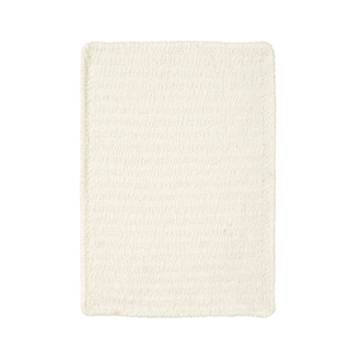 "Brindille Chenille Rug Lily (7' 6"" x 7' 6"")"