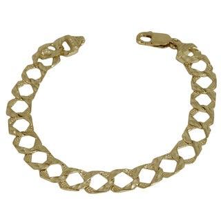 Regalia 10k Yellow Gold Link Bracelet