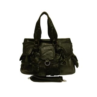 Donna Bella Kimberly Faux-leather Tote Bag