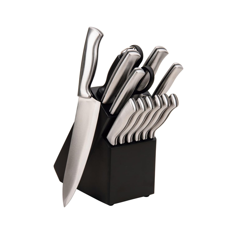 Hamilton Beach Stainless Steel 14 Piece Cutlery Set Overstock 13133732