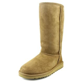 Ugg Australia Girl's 'Kids Classic Tall' Regular Suede Boots