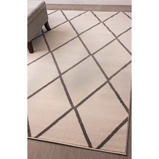 Morrocan Diamonds Geometric Rug (8'x10)