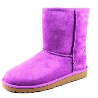 Ugg Australia Girls' 'Kids Classic' Regular Suede Boots