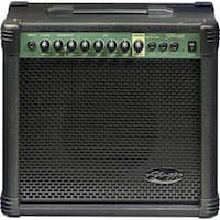 Stagg 20 GA DR USA Black Electric Guitar Amplifier with Digital Reverb