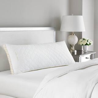 Laura Ashley Ava Hypoallergenic Microfiber Body Pillow|https://ak1.ostkcdn.com/images/products/13134059/P19863047.jpg?impolicy=medium