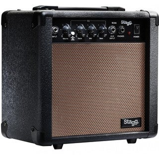 Stagg 10 AA USA Acoustic Guitar Amplifier