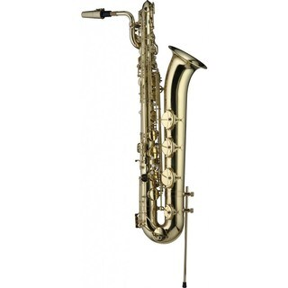 Levante LV-BS4105 Eb Baritone Saxophone with Flight Case