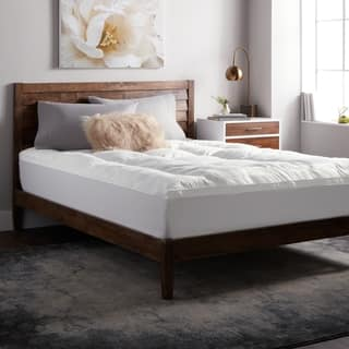 Select Luxury Shredded Gel Memory Foam and Fiber Filled 3-inch Mattress Topper https://ak1.ostkcdn.com/images/products/13134269/P19863121.jpg?impolicy=medium
