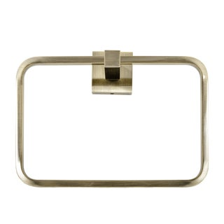 Italia Capri Bronze Towel Ring