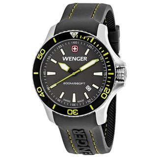 Wenger Men's 01.0641.110 Sea force Watches