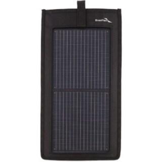 Kickr II Portable Solar Charger Phone Black