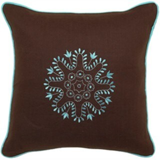 Decorative Gladstone Poly or Feather Down Fill Throw Pillow