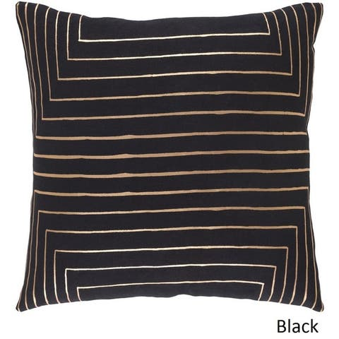 Decorative Rossiare Feather Down or Poly Filled Pillow