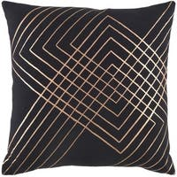 Decorative Rosa Down or Poly Filled Pillow