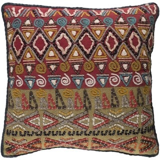 Link to Decorative Ringwood 22-inch Feather Down or Poly Filled Throw Pillow Similar Items in Decorative Accessories