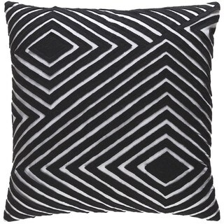 Decorative Sandi 20-inch Down or Poly Filled Throw Pillow