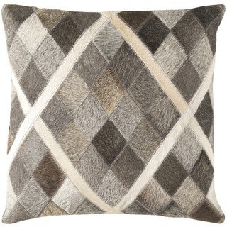 Decorative Rockford 18-inch Down or Poly Filled Throw Pillow