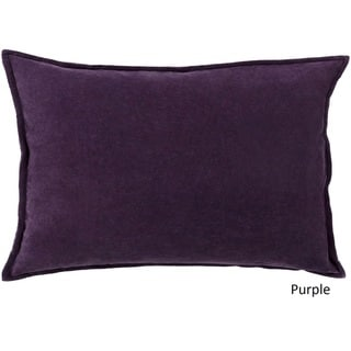 Decorative Harrell Down or Poly Filled Throw Pillow (13 x 19)