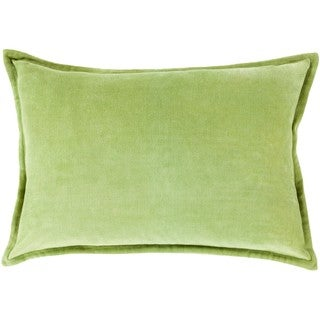 Decorative Harrell Down or Poly Filled Throw Pillow (13 x 19) - Thumbnail 0