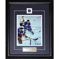 Toronto Maple Leafs Allan Stanley 8-inch x 10-inch Framed Photograph