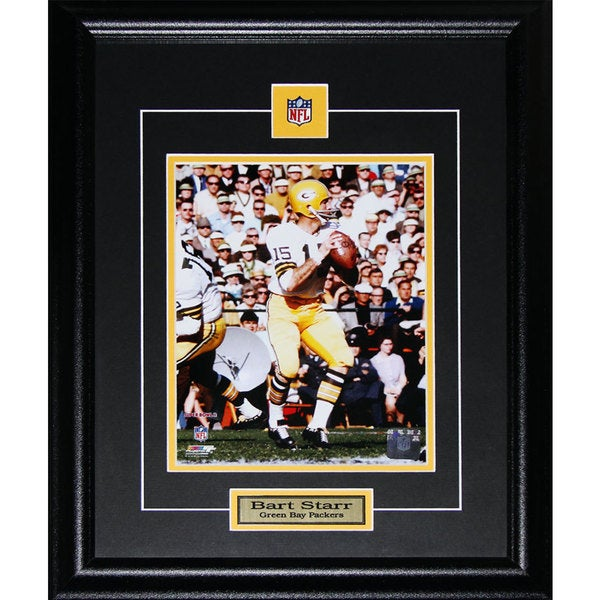 Bart Starr Green Bay Packers 8-inch x 10-inch Framed Photo