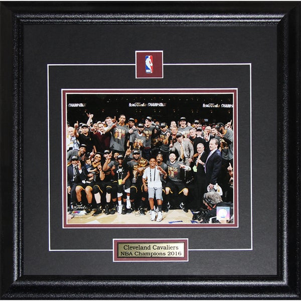 2016 Cleveland Cavaliers NBA Champions 8x10 Photo Frame Set