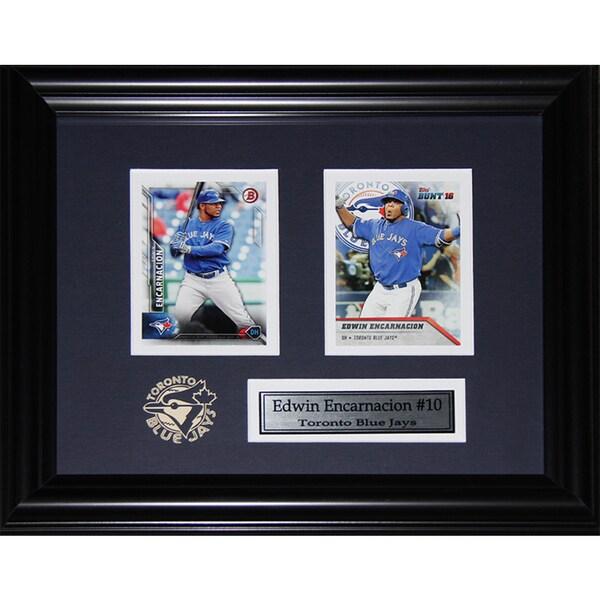 Toronto Blue Jays Edwin Encarnacion Two-card Set