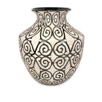 Benigna Wide Oversized Floor Vase