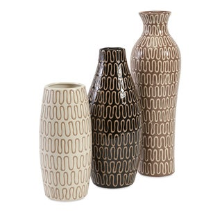 Tolek Vases - Set of 3