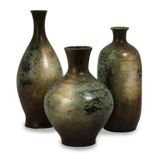 Mazatlan Vases - Set of 3