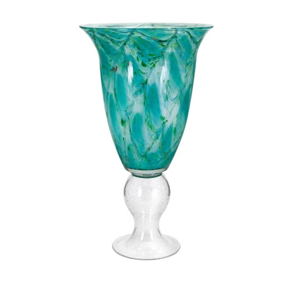 Augusta Oversized Glass Vase Free Shipping Today Overstock
