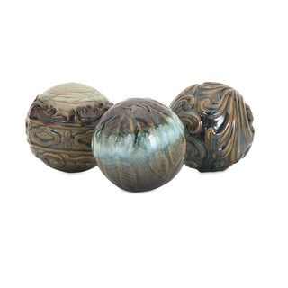 Arlena Ceramic Spheres - Ast 3