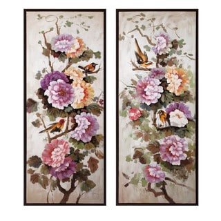 Lucena Framed Oil Paintings - Ast 2