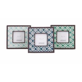 Montsie Geometric Ceramic Frames - Ast 3