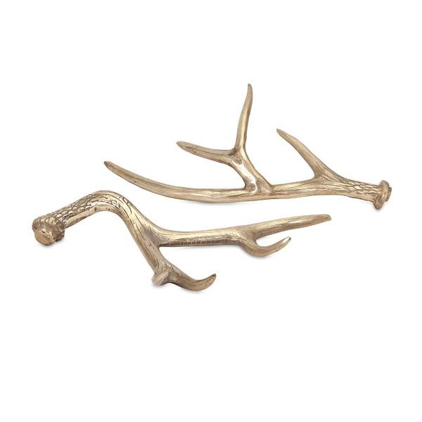 Hodge Gold Deer Antlers - Ast 2
