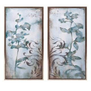 Devante Framed Oil Paintings - Ast 2