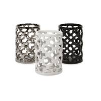 Morgan Cutout Tealight Holders - Ast 3