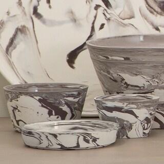 Richmond Grey Porcelain Small 3-piece Serving Set