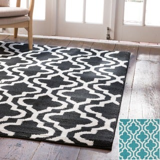 Christopher Knight Home Ajax Moreen Tufted Frieze Rug (5' x 7')